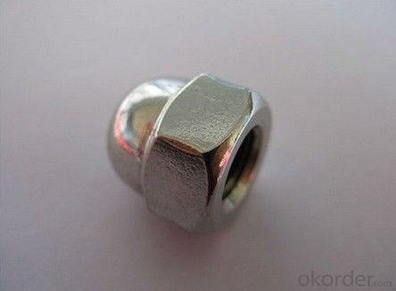 Cap Nut  M3-M24 DIN1587