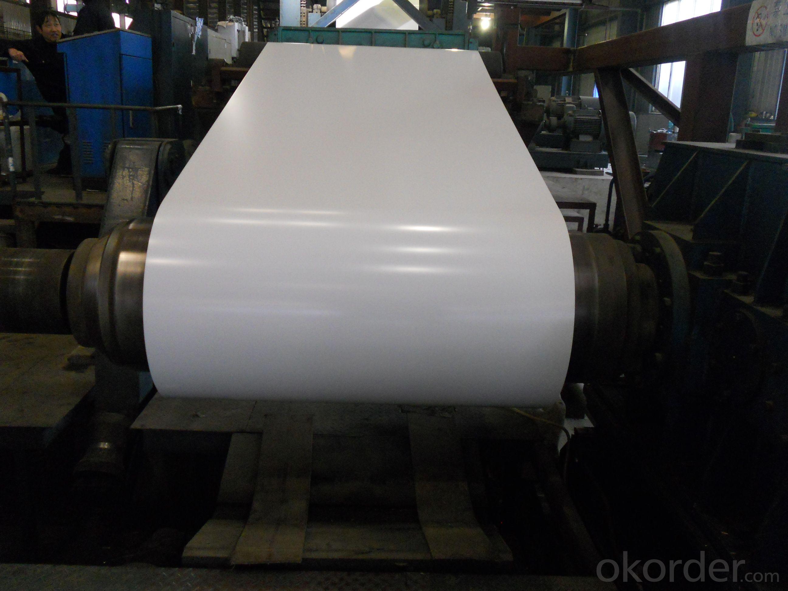Prepainted Aluzinc Steel in coil