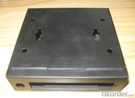High pressure ADC12 aluminium die casting parts