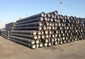 DUCTILE IRON PIPE  K9 DN150