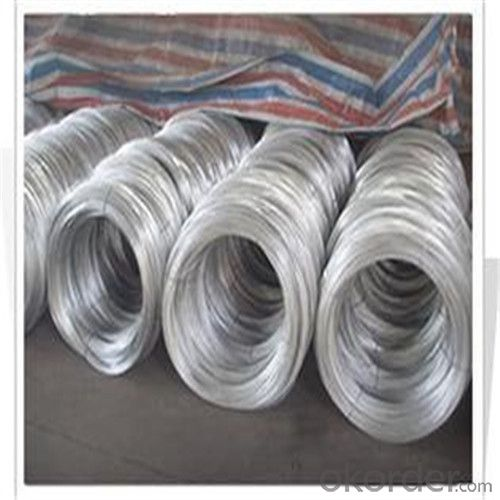 Galvanized Iron Wires For Chainlink Fencing