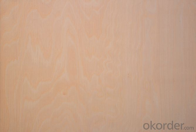 Beech Veneered MDF/Chipboard/Sandwich Board