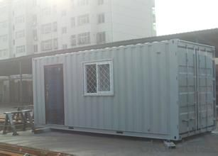 Economic Modular Container Homes
