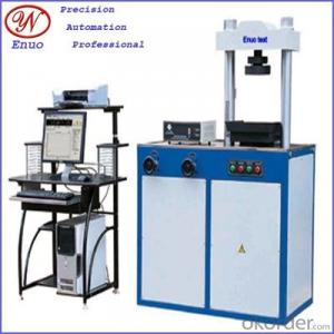 YAW Series Computer Control Electro-hydraulic Compression Testing Machine