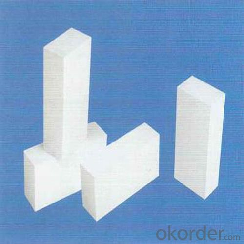High Alumina Brick 92% alumina content