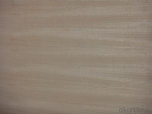 UV Coating Natural  Veneer Faced MDF Boards