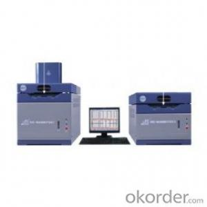 Automatic industrial analyzer