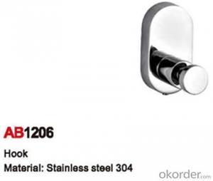 Nice Design Bathroom Accessory Hook AB1206