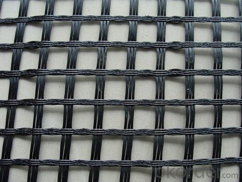 HDPE Biaxial Geogrid for Construction Usage