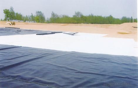 Geotextiles anti-grass cloth