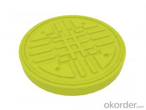 Manhole Cover for Construction and Public Use c250