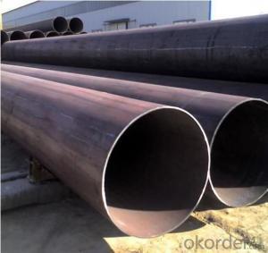 large diameter stainless steel pipe