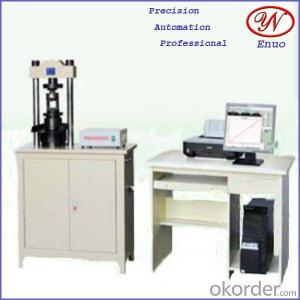 Full-automatic pressure testing machine