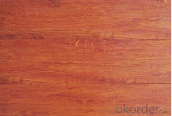 UV COATING Wood Plastic Composite indoor flooring