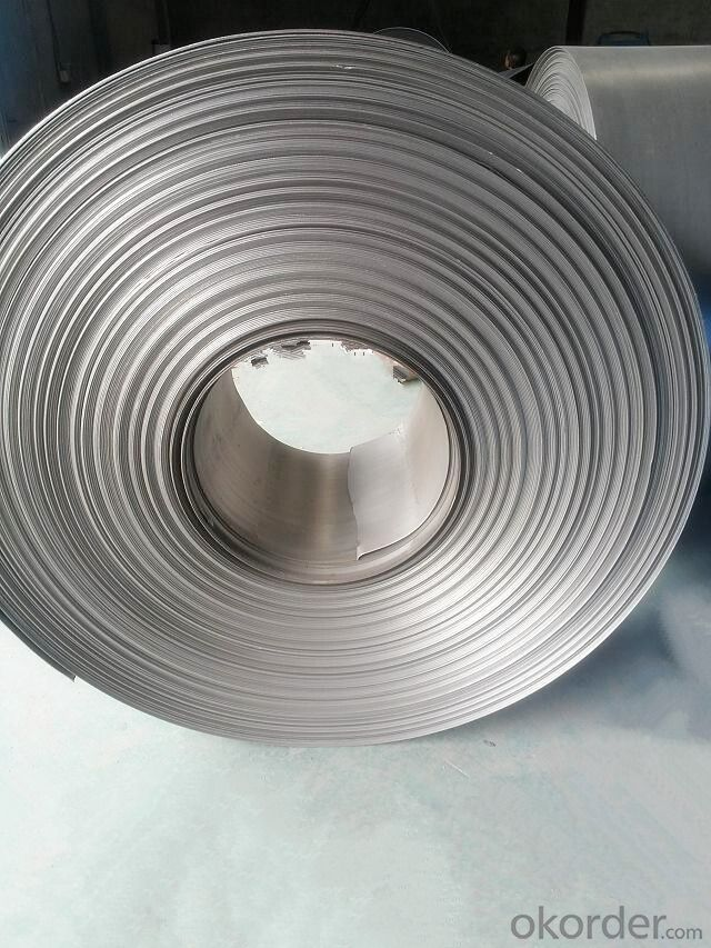 Hot Rolled Stainless Steel Coil 201 Narrow Strip No.1 Finish