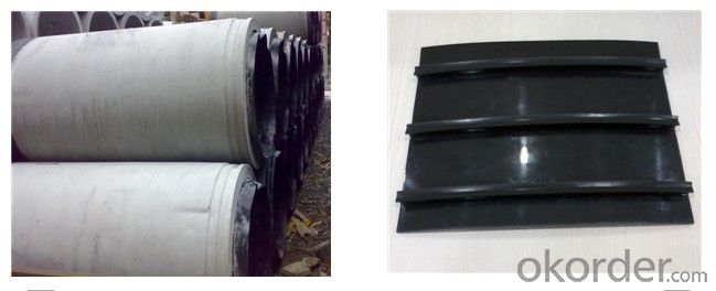 Equipment for Sewage pipes lined PVC sheets