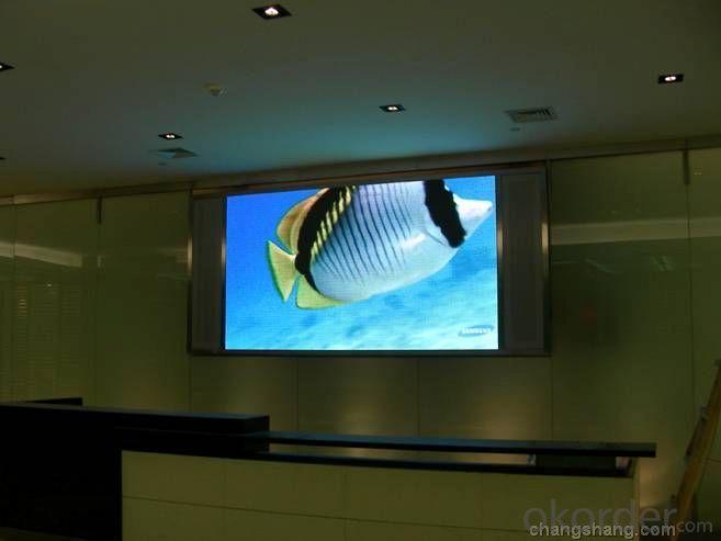 High Density P2.5 Indoor Full Color LED Display Screen CMAX-P2.5