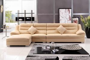 Leather sofa model-14