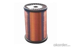 PEI/AI 200 Copper Wires, Magnet Wire, Enamelled Copper Wire