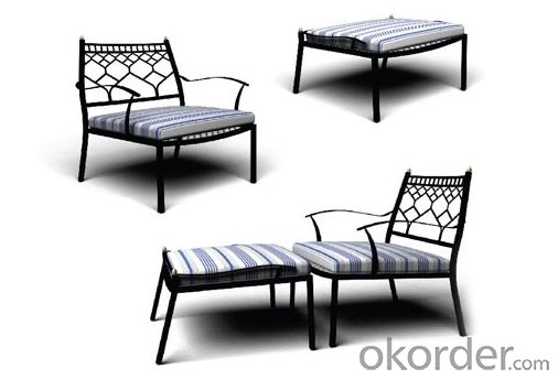 Aluminum Frame Outdoor Furniture