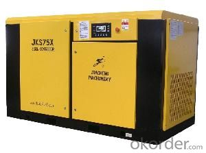 Electric Direct Drive Screw Air Compressor (JKS-37)