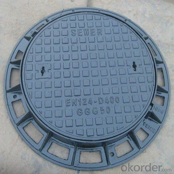 Manhole Cover with China Quality on Sale