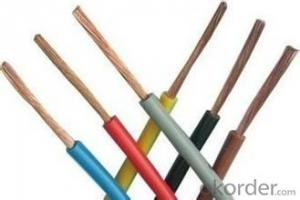 PVC Insulated Electric Wire with Good Quality