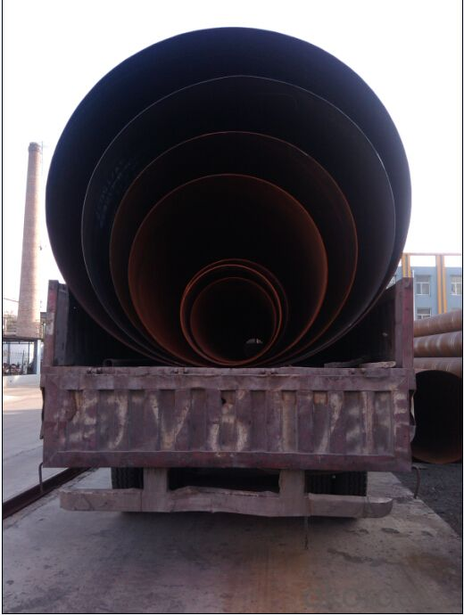 SSAW CARBON STEEL PIPE 2''-48'' CNBM PIPE