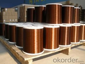 Class 130 self-solderable polyurethane enameled round copper wire, magnet wire, winding wire
