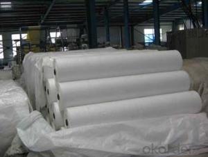 High Density Staple Fiber Polyester Mat