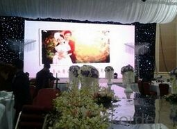 Outdoor wedding LED Display CMAX-P25