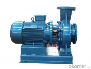 End Suction Centrifugal Pump ISO2858 Standard