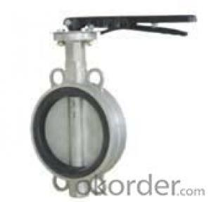 butterfly valve solid metal seat design