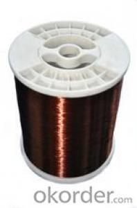 SGS certificate Awg color super enamelled aluminium wire for motor