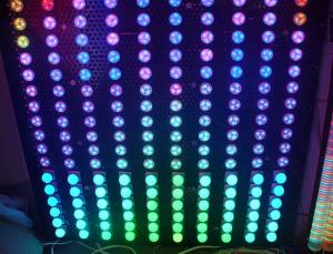 Aluminum Housing LED Pixel Bar Lights Display CMAX-P2