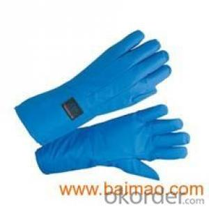 antifire glove blue