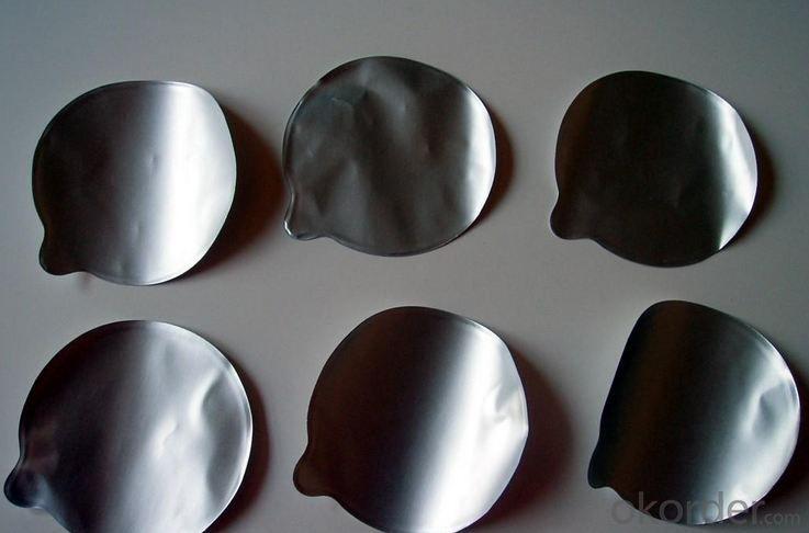 Aluminum Lidding Foil