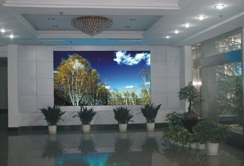 P6 Full Color Boardroom LED Sign CMAX-P6