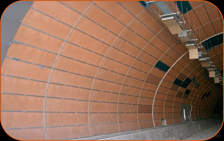 Aluminum Foam for Tunnel