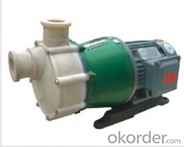 CQB 40-40-125F Fluoroplastic Alloy Chemical pump