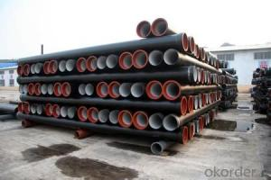 DUCTILE IRON PIPE K8  DN300