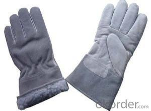 antifire glove gray
