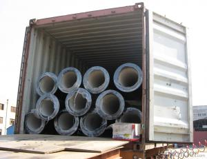 DUCTILE IRON PIPES K8 DN250