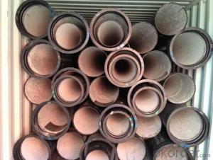 DUCTILE IRON PIPE DN400 K10 CLASS