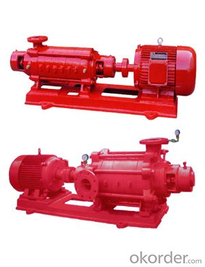 Horizontal Multistage Fire Pump (XBD-W)