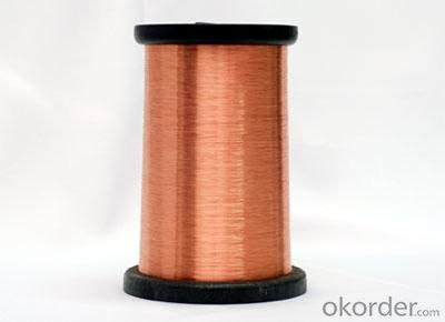 Class 155 self-solderable polyurethane enamelled round copper wire