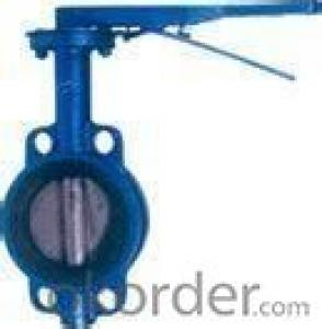 butterfly valve Triply-eccentric butterfly valves