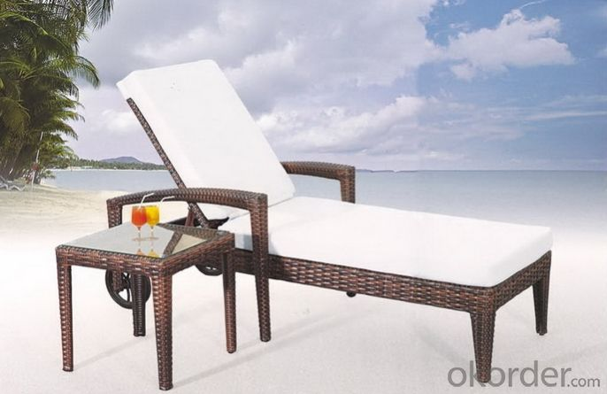 Outside Furniture Chaise Lounge