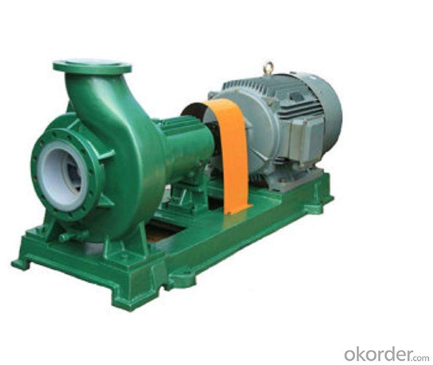 IHFFluoroplastic Centrifugal Pump