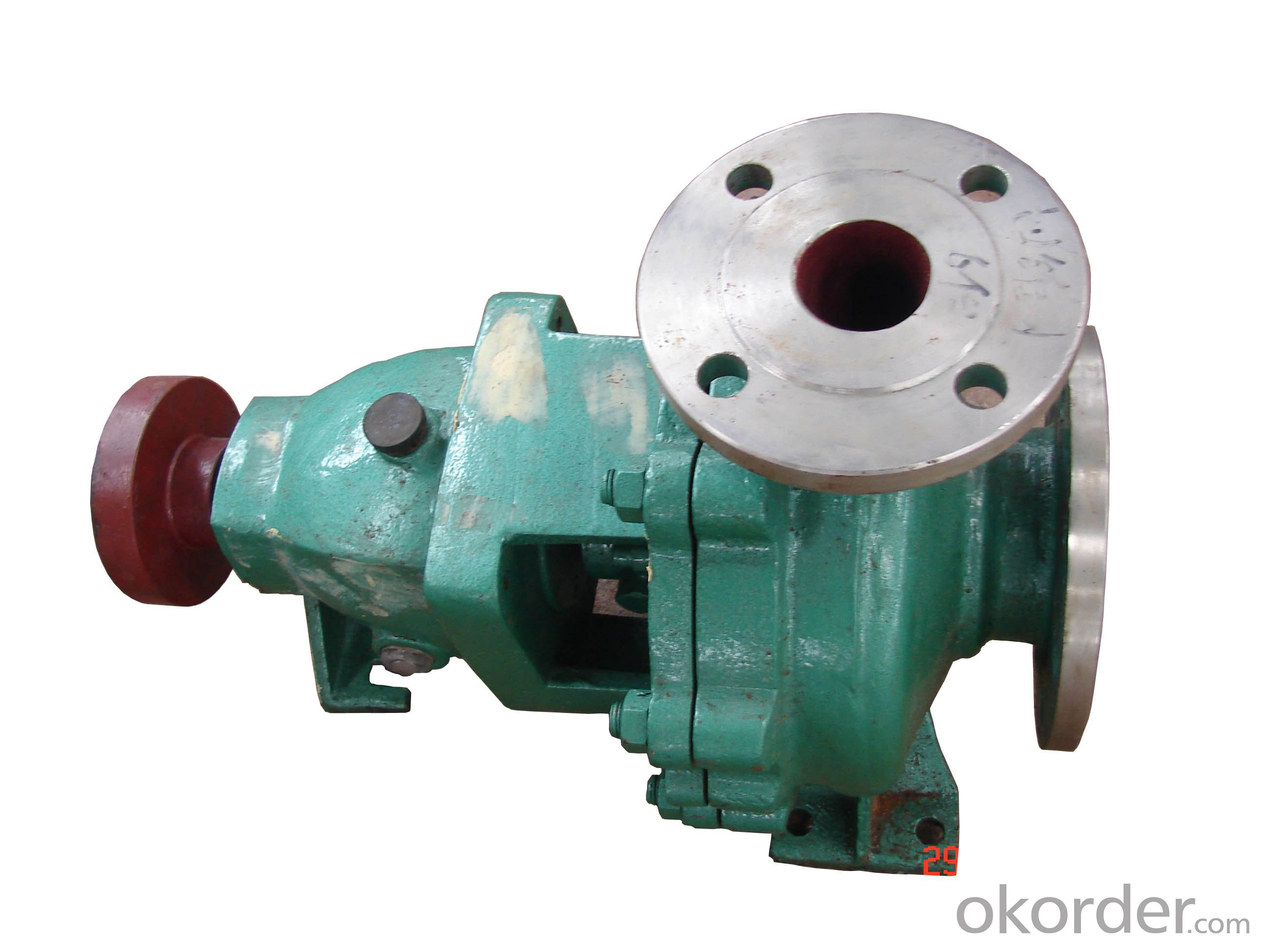 ISO Chemical Processing Centrifugal Pump